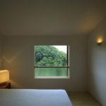 04:寝室から見える窓は最高のウィンドウピクチャです