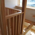 10:2階から階段ホール、キャットウオークの様子