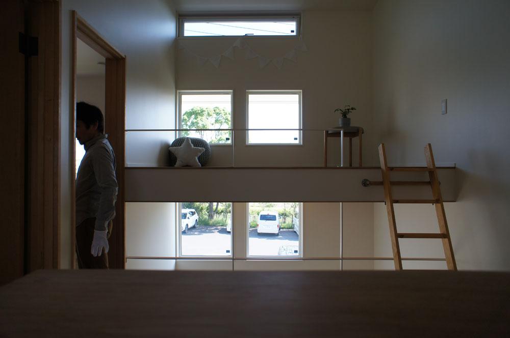 省エネ住宅 神戸 オーブルホーム 新築 垂水区 空気の流れ