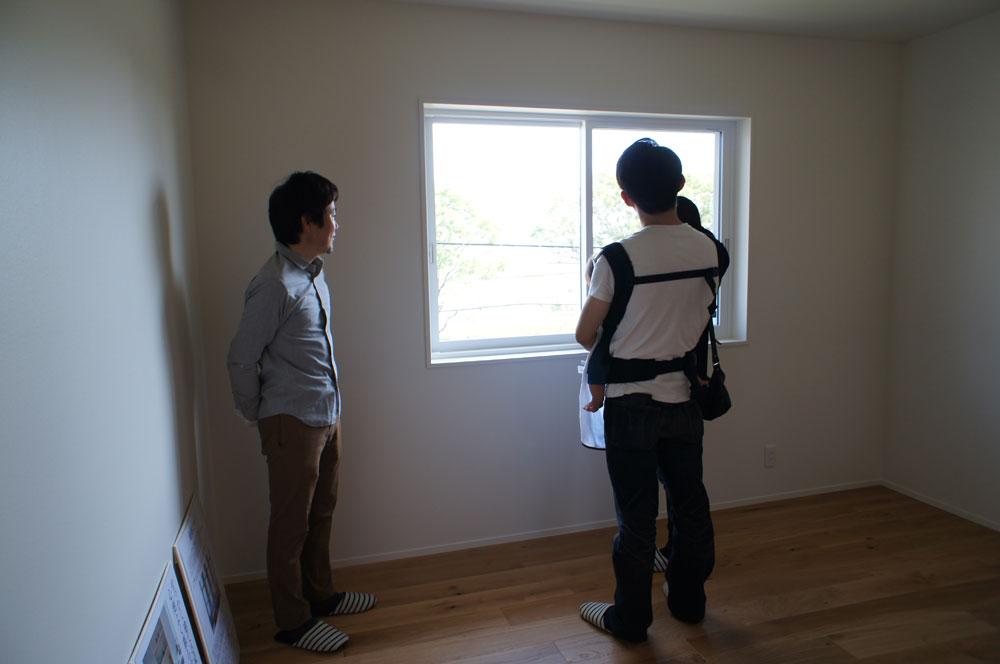 省エネ住宅 神戸 オーブルホーム 新築 垂水区 主寝室