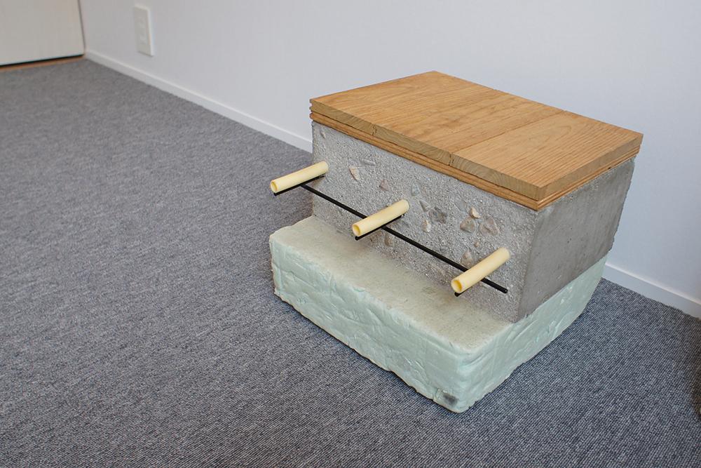 兵庫県 たつの市 ADHOUSE 工務店 床暖房 シルクライン