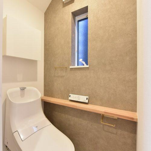モクレンの家 トイレ