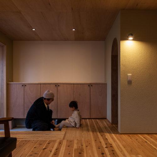 奈良田原本町の家02