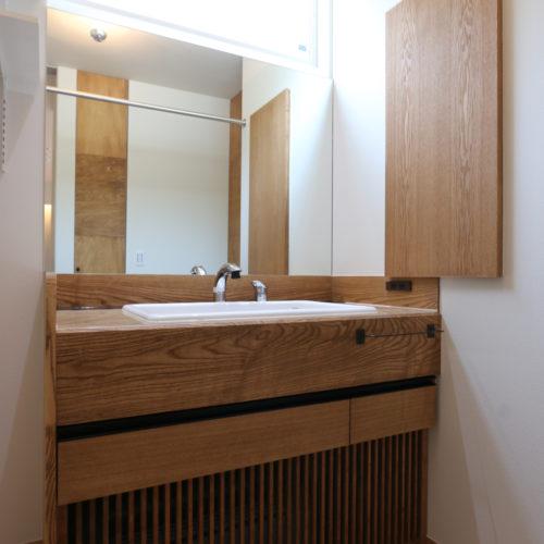 06オリジナル洗面化粧台