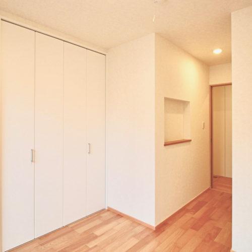 額田の家「耐震断熱フルリノベーション」居室3