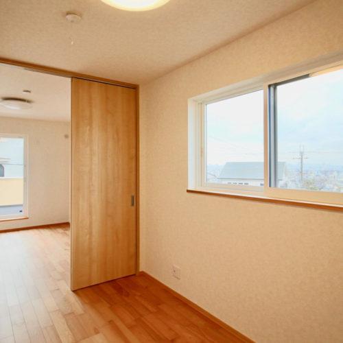 額田の家「耐震断熱フルリノベーション」居室2