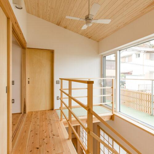 北条の家―2階フリースペース